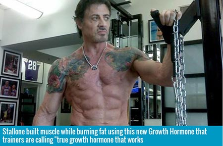 Athletes and Actors Reap the Rewards of HGH Growth Hormone